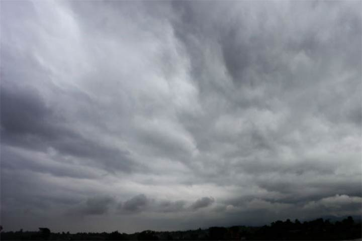 Rain or thunderstorm with gusty wind likely today (Thursday)