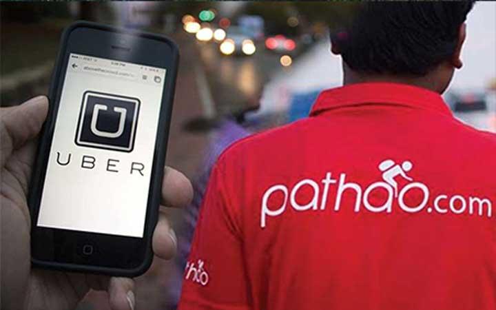 Uber-Pathao under tax net