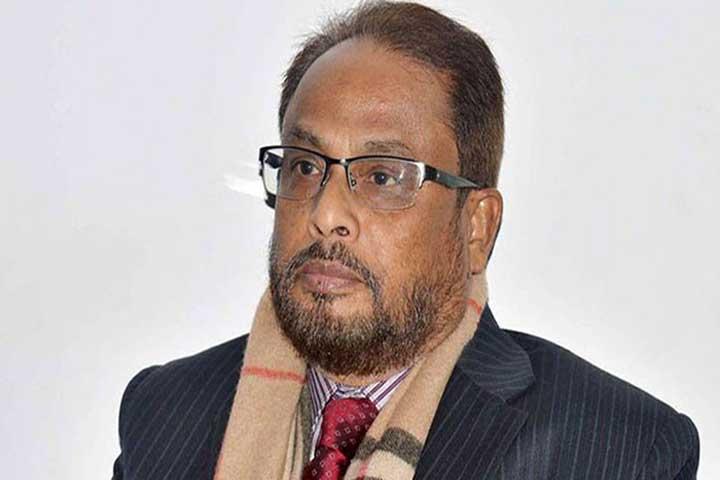 Ershad removes GM Kader from opposition deputy leader post