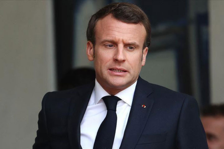 France urges Arab nations to prevent boycotts over Macron's cartoon defence
