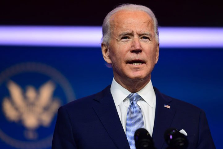 Biden says has seen intelligence report on Khashoggi murder