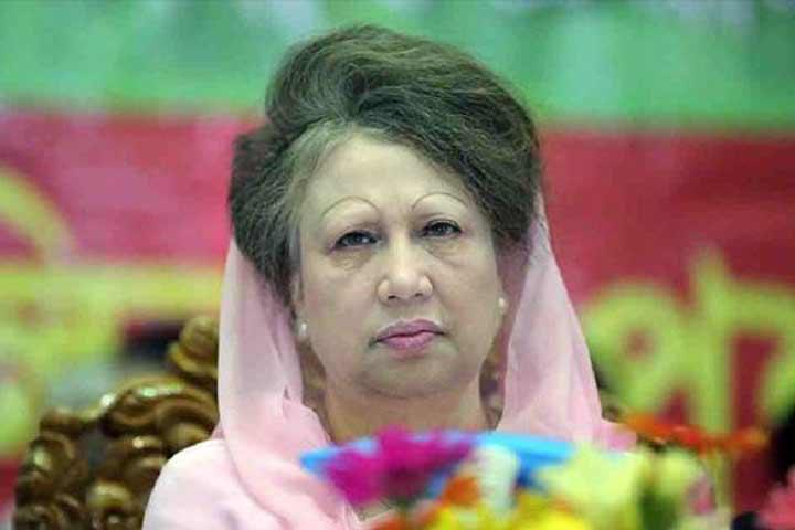 Khaleda Zia infected with coronavirus: Health Directorate
