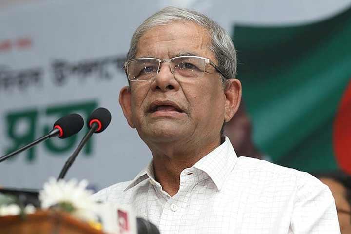Govt set for crackdown centering lockdown: Fakhrul