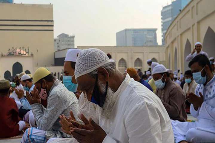 Eid-ul-Fitr being celebrated in somber mood amid Covid-19 pandemic