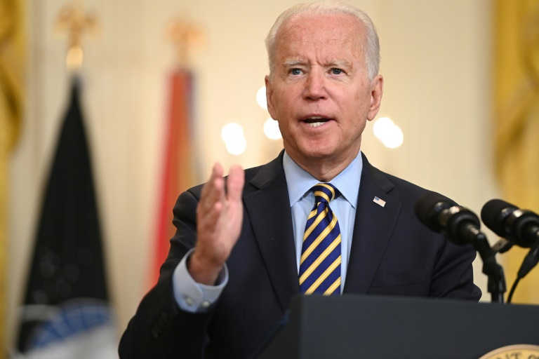 US military mission in Afghanistan to end August 31: Biden