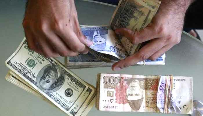 Pakistani rupee registers all-time low against US dollar