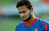 Shakib returns home from USA