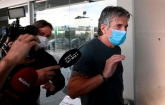 Messi's father arrives in Barcelona to discuss son's future