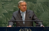 UN chief appeals for global solidarity at General Assembly