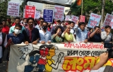 Long march against rape heads towards Noakhali from Dhaka