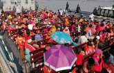 1642 Rohingyas reach Bhasan Char in first phase