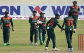 Bangladesh's third successive series win against West Indies