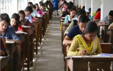 Date finalized for admission tests in universities