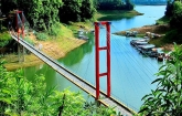 All tourist spots declared closed in Rangamati