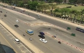 10 U-turns to be opened from Saturday in capital