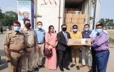 Bangladesh sends emergency medicines to prevent corona in India