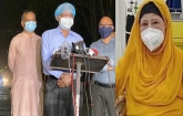 Physicians inform about Khaleda Zia's condition