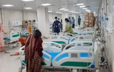 Two patients in Dhaka carrier of corona Indian variant
