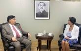 Momen seeks UN roadmap for Rohingya repatriation