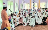 India: Village builds mosque for four Muslim families