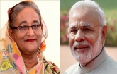 PM Modi sends deepest gratitude to Sheikh Hasina on Int'l Day of Yoga