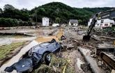 Hundreds missing in Germany after huge floods