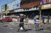 Death toll from South Africa unrest jumps to 337: Govt.