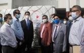 Dhaka receives 7,81,320 more AstraZeneca jabs from Japan
