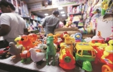 The self-reliance in toy-conomy in India