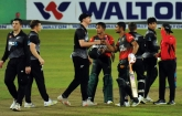 Nasum, Mustafizur script Tigers first T-20 series win against New Zealand