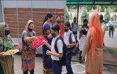 Touch of life in educational institutions