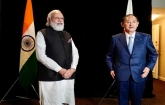 Modi and Suga reaffirm commitment for free, open and inclusive Indo-Pacific