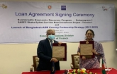 ADB-Bangladesh sign 1st trance of $1.78b loan for Dhaka-Sylhet highway
