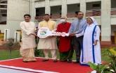 India donates ambulance to Kumudini Hospital
