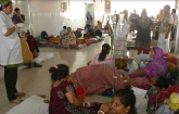 ডেঙ্গু রোগী জেলা শহর