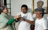 শিক্ষকদের অনশন ভাঙালেন দীপু মনি, আন্দোলন স্থগিত
