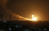 Israel says it struck in Gaza and Syria