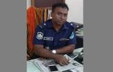 League leaders lodged complaint against the OC Ashuganj police station