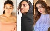 Sara Ali Khan, Deepika Padukone, Shraddha Kapoor,