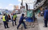 Eviction drive in Elenga, on Dhaka-Tangail, rtv news
