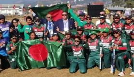 ভারত 'বি' দলকে হারিয়ে চ্যাম্পিয়ন বাংলাদেশ