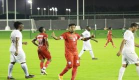 Bangladesh lost the preparation match