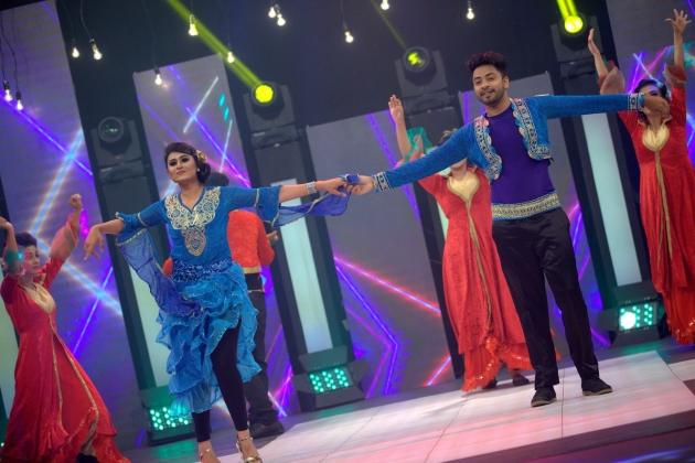 Dance Universe - Sinthia Yasmin & Sahed