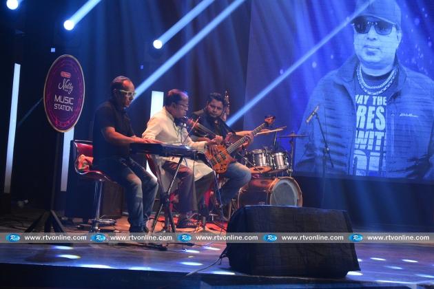 Music Station (Ayub Bacchu)