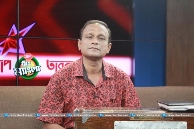 সঙ্গীতশিল্পী আজগর আলীম